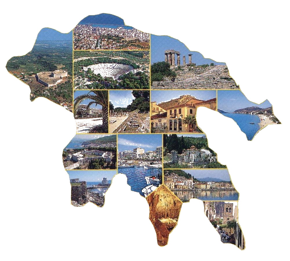 About Peloponnese Discover Peloponnese