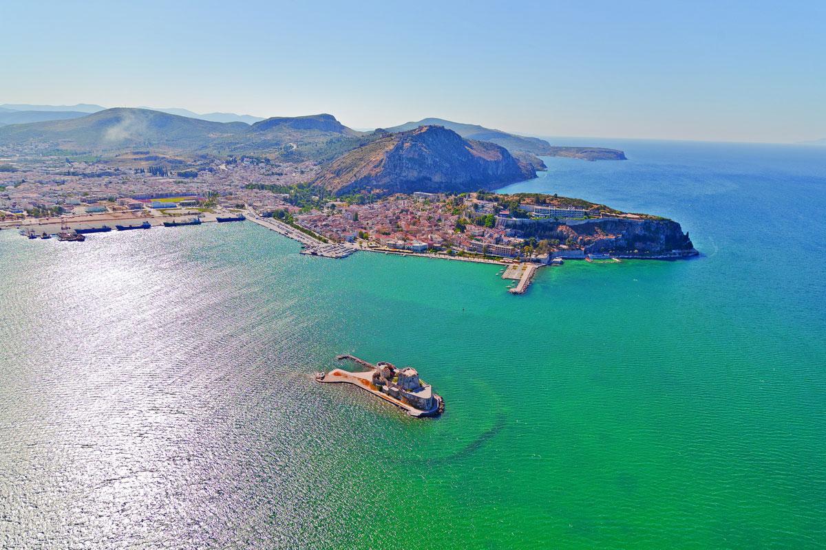 Nafplio  Discover Peloponnese