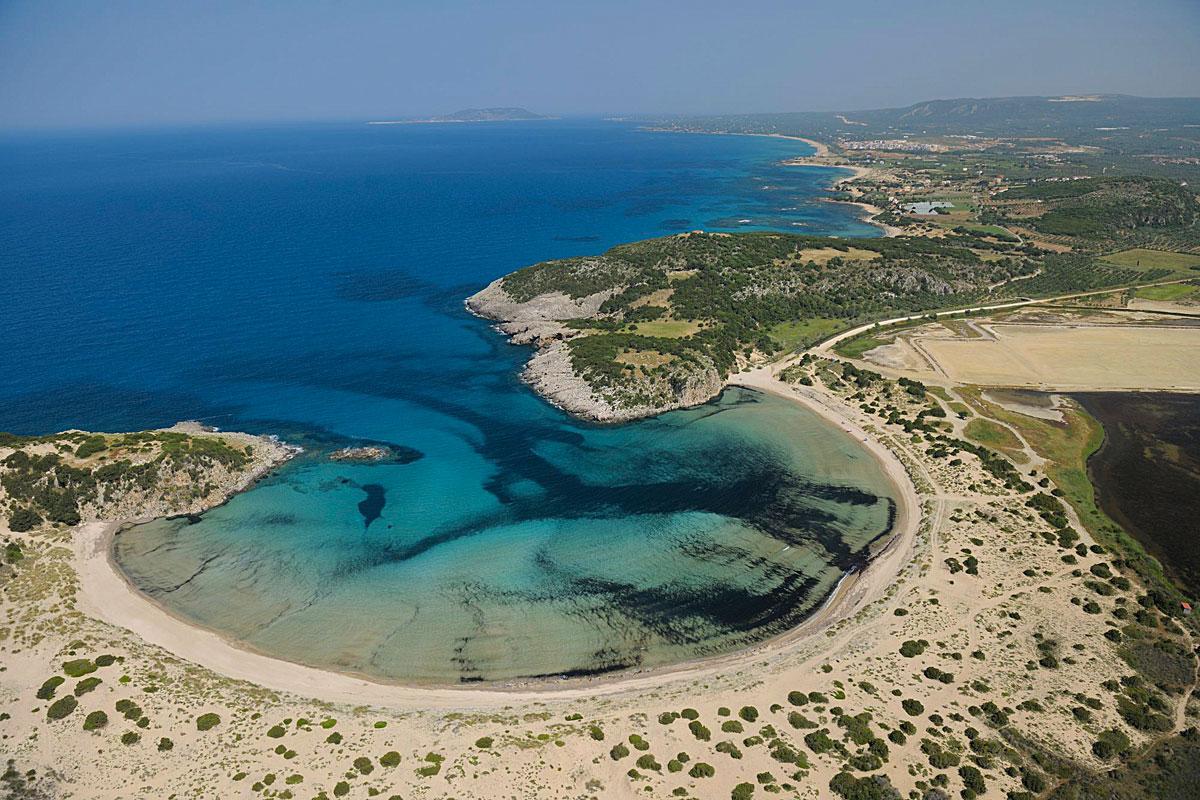 Messinia Coastal Biking Tour Discover Peloponnese